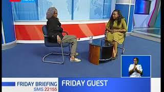 Friday Guest: Njambi Koikai has Endometriosis,she needs funds to facilitate operation