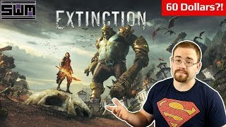 Extinction - Watch As I Show You The Entire Game In 8 Minutes | Spawn Wave Plays