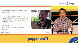 [PuppetConf 2014][Keynotes] Keynote: The Phoenix Project: Lessons Learned - Gene Kim, I...