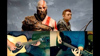 God of War Main Theme - Acoustic Guitar Cover