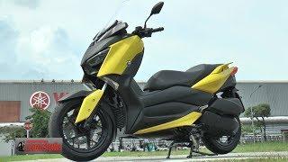 X-Max 300 เปิดศึก 168,000 - 169,000 ยามาฮ่าท้าชนฮอนด้า : motorcycle tv thailand