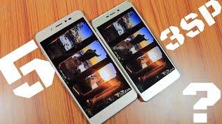 Coolpad Note 5 vs Redmi 3s Prime (Coolpad Note 5 vs Redmi 3S+)