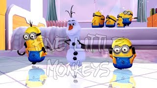 Cinco Macaquinhos   Five little monkeys & More Songs   ABC Alphabets   Kids Songs