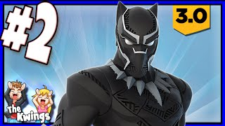 Disney Infinity 3.0 - Marvel Battlegrounds (Story) Walkthrough Part 2 Black Panther