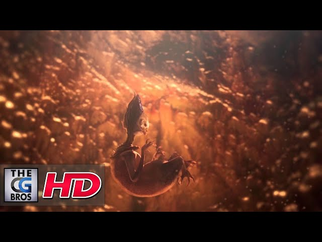 "CGI 3D Animiertes Kurz: ""Gya"" - durch Primer Frame"