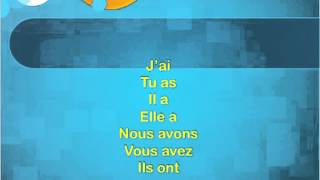 Etre et Avoir - Sing In French (Official Sing Along)