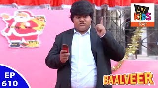 Baal Veer - बालवीर - Episode 610 - Montu Has A Shock Chocolate