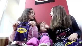 Melek ben ve kardeşi ile size küçük Gratis alışverişi videosu çektik #Melek#Berru