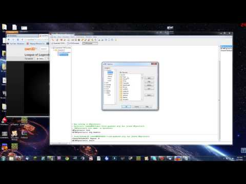 How to use MIRC to join Own3d.tv Quakenet chat!