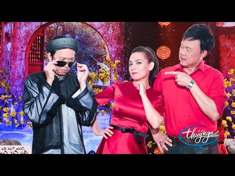 Hài Kịch Thầy Bói Mù Tái Xuất Giang Hồ - Hoài Linh, Chí Tài, Phi Nhung PBN 121
