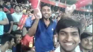 Vivo IPL 2016 in Firozshah Kotla New Delhi