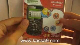 Unboxing Nexian NX-G821