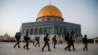 Masjid E Aqsa Me Namaz Hoti Hai Ya Nahi, By Maulana Akbar Hashmi