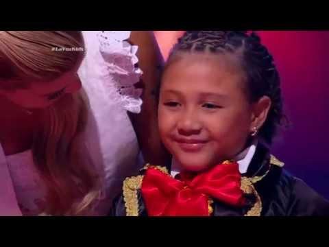 Yulis cantó Déjame vivir de Juan Gabriel LVK Col Audiciones a ciegas – Cap 3 – T2