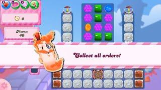 Candy Crush Saga Level 2828 NO BOOSTERS
