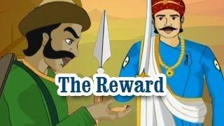 Akbar And Birbal | The Reward | English Animated Stories For Kids