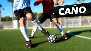 EL CAÑO QUE DEJARÁ ROTO A TU RIVAL (El Punzón) - Trucos de Fútbol, Tutoriales, Videos y Goles