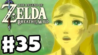 Zelda's Despair - The Legend of Zelda: Breath of the Wild - Gameplay Part 35