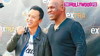 Mike Tyson & Donnie Yen Promote