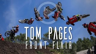 Front Flair Tom Pages