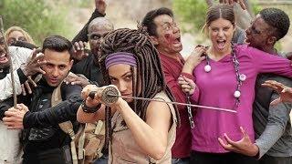 The Walking Dead: No Man's Land by Inanna Sarkis, Hannah Stocking & Anwar Jibawi