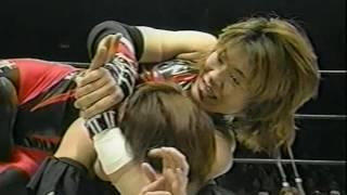 Hiromi Yagi vs Mariko Yoshida (c) (Queen of ARSION Title, ARSION 2/18/1999)