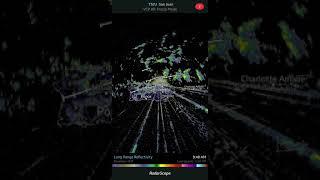 PR/USVI Weather Radar Doppler TSJU Punta Salinas 9am-11am January 27,2018