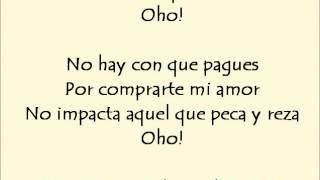 Fanny Lu ft. Dalmata - Ni Loca letra.wmv