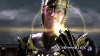 Injustice Complete Story - Part 7: Green Lantern vs Sinestro - They Know You Now - HD