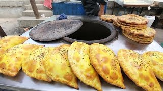 Most Unique Street Food in China | DEEP China Street Food Tour  - XINJIANG