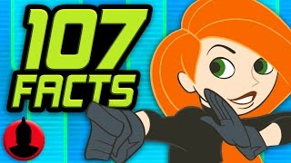 107 Kim Possible Facts - (Tooned Up #225) | ChannelFrederator