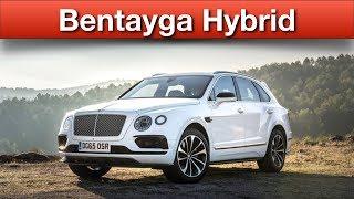Bentayga Bentley Hybrid | Revealed | Bentley Motors | hybrid | usa