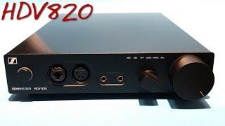Sennheiser HDV820 _(Z Reviews)_ 5lb German Brick