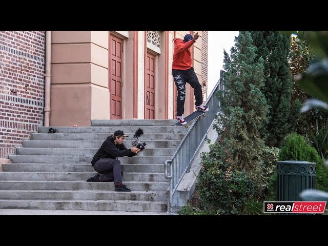 Real Street 2017 Trailer   X Games