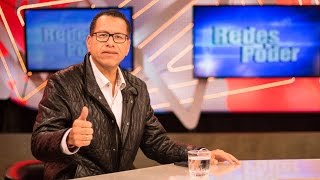 Redes y Poder  2 #entrevista a Phillip Butters, 03-10-2016
