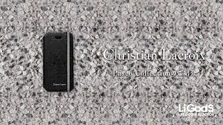 Christian Lacroix Paseo Collection iPhone6用カバー