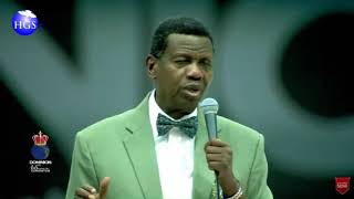 PASTOR E A ADEBOYE RCCG AUGUST 2018 HOLY GHOST SERVICE - DOMINION