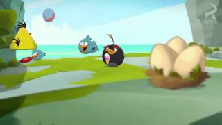 Angry Birds Toons S01E10 Off Duty 720p