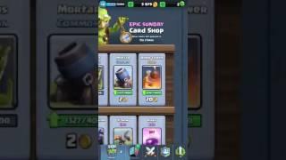 Otvaram  super magical chestt/clash royal