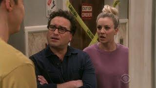 The Big Bang Theory - Sheldon - the president of the tenants' association