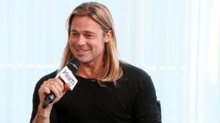 Brad Pitt Talks World War Z 2 Movie - TIFF 2013