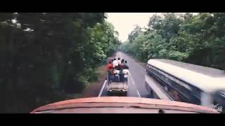 Journey | Top Of A Bus | Most Thrilling Ride