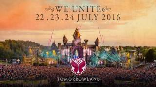 Sven Väth @ Tomorrowland 2016, Cocoon Stage Boom, Belgium (24.07.2016)