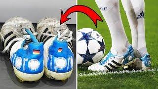 لماذا يصرّ نجم ريال مدريد على إرتداء حذاء أبيض منذ 2009؟
