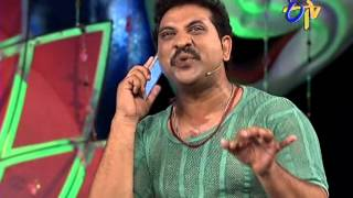 Tadakha - తడాఖా -   Comedy Khilades  Performance 29th August 2014