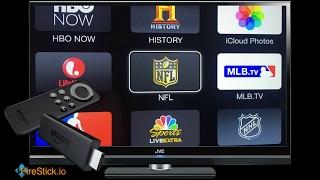 How To Watch Sports No Firestick KODI MLB 2017 With Fire TV KODI