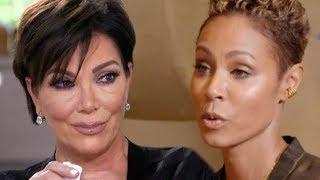 Jada Pinkett-Smith to Kris Jenner, I