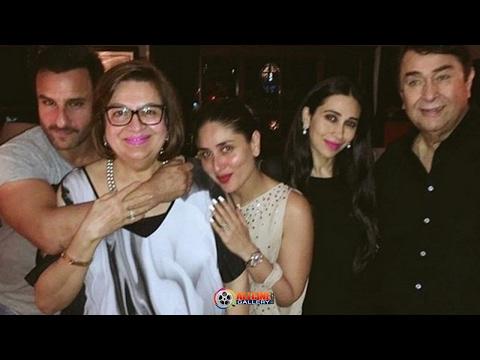 Xxx Mp4 Randhir Kapoor Family Photos With Wife Babita Daughters Karisma Kareena Kapoor New 2017 3gp Sex