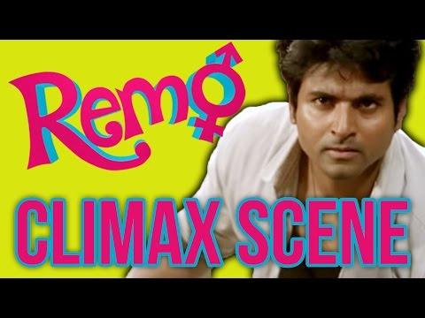 Remo - Super fight scene | Sivakarthikeyan |  Keerthy Suresh | P. C. Sreeram