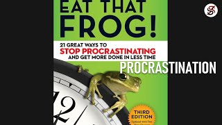 Eat That Frog | 5 Most Important Lessons | Brain Tracy (AudioBook/VideoBook)
